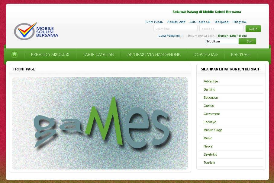 Content Provider Site