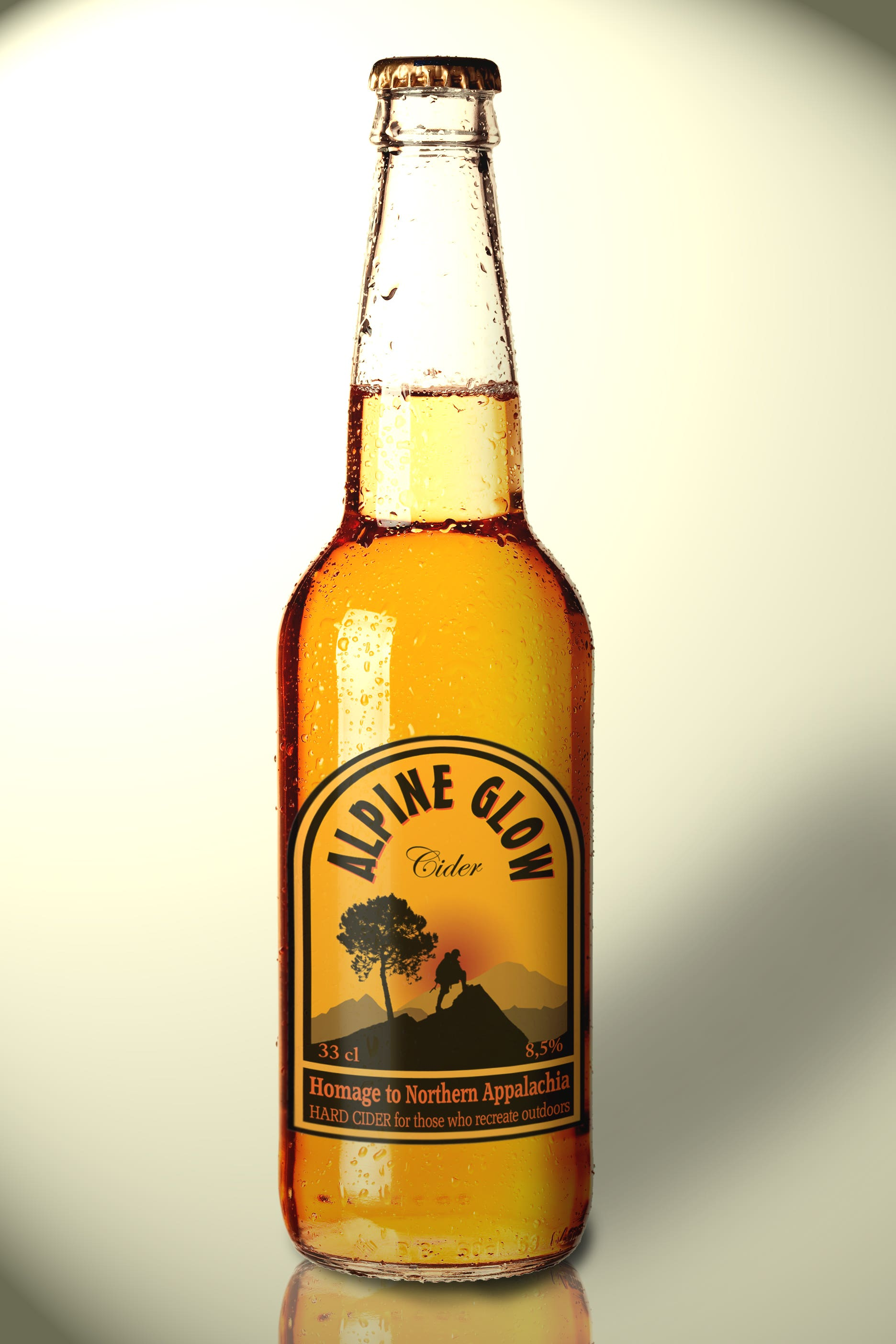 Cider label 3