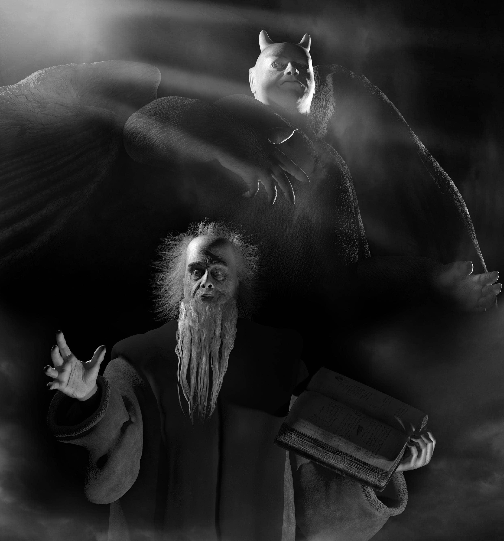 Murnau's Faust