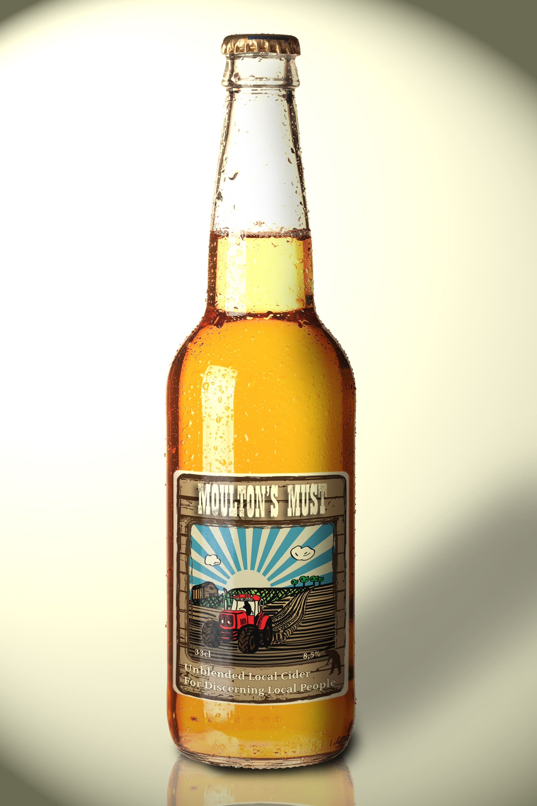 Cider label 2