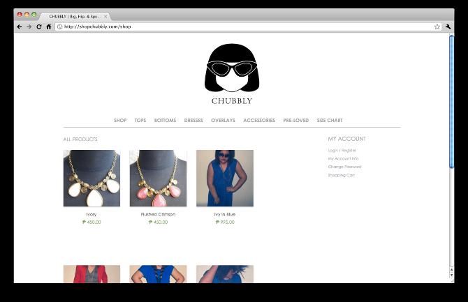 Shop Chubbly