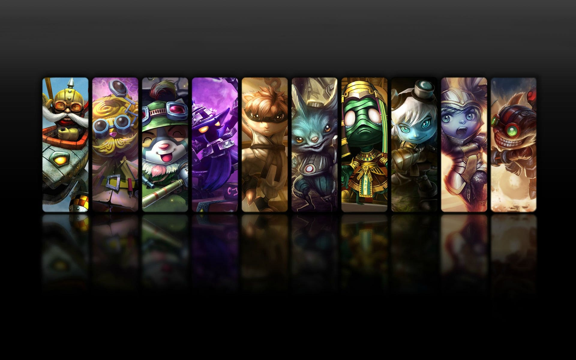 League Of Legend Banner