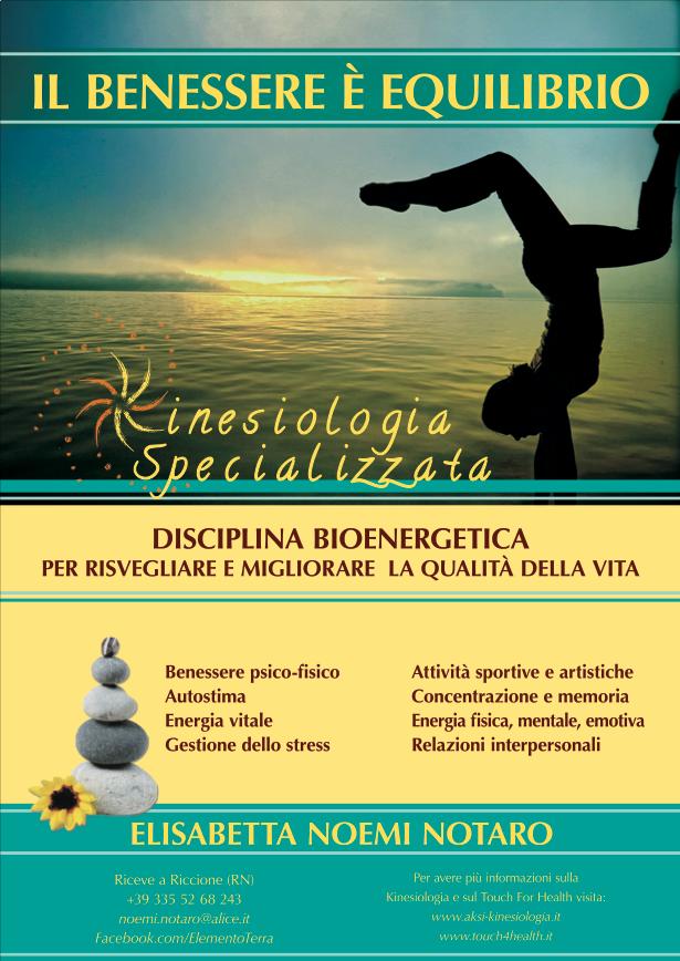 Kinesiologia Specializzata