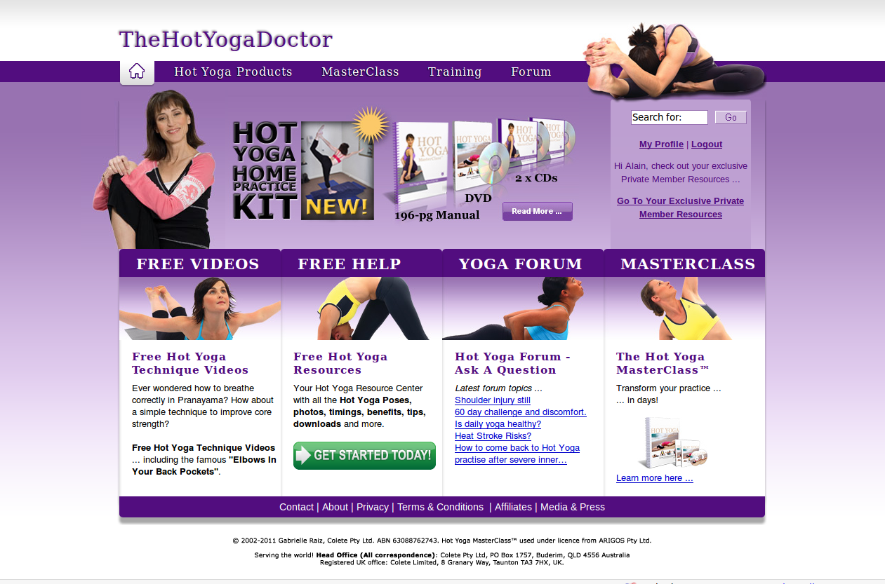 Hot Yoga Doctor