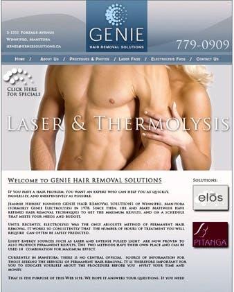 Genie Hair removal