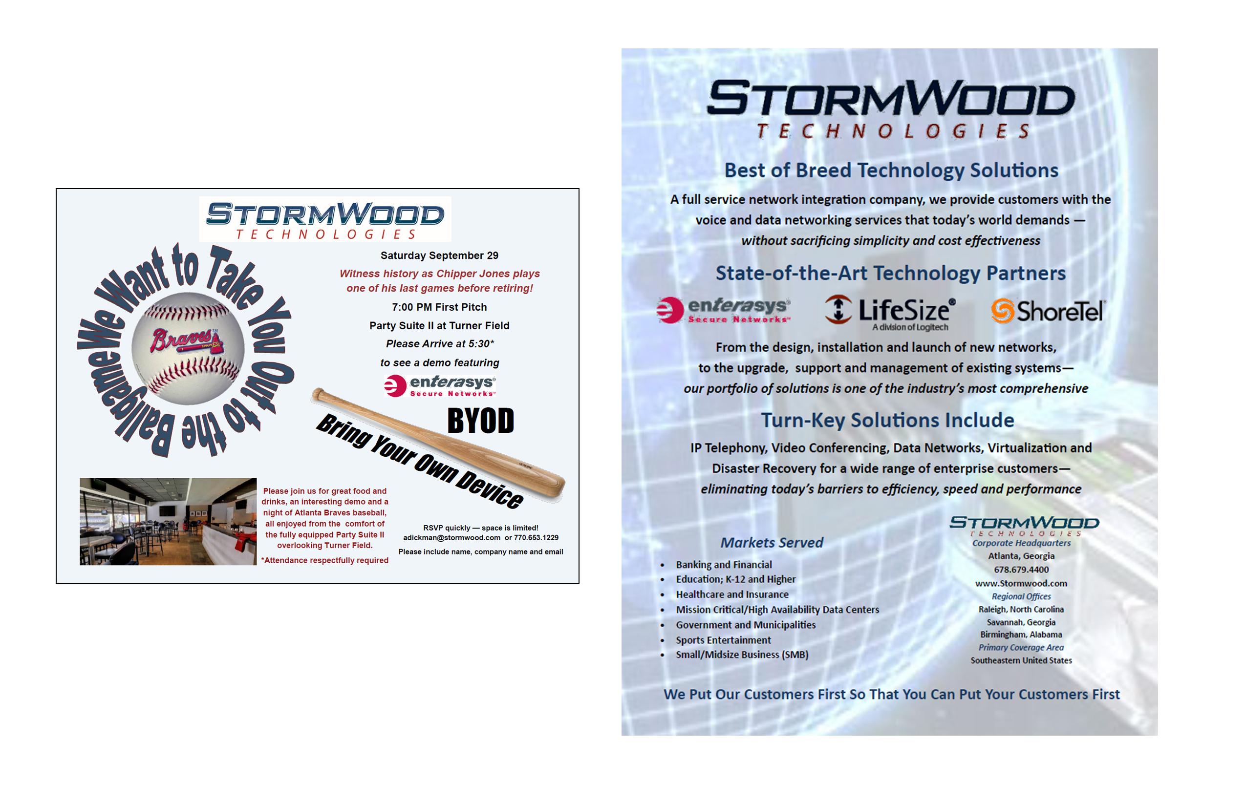 Stormwood Technologies