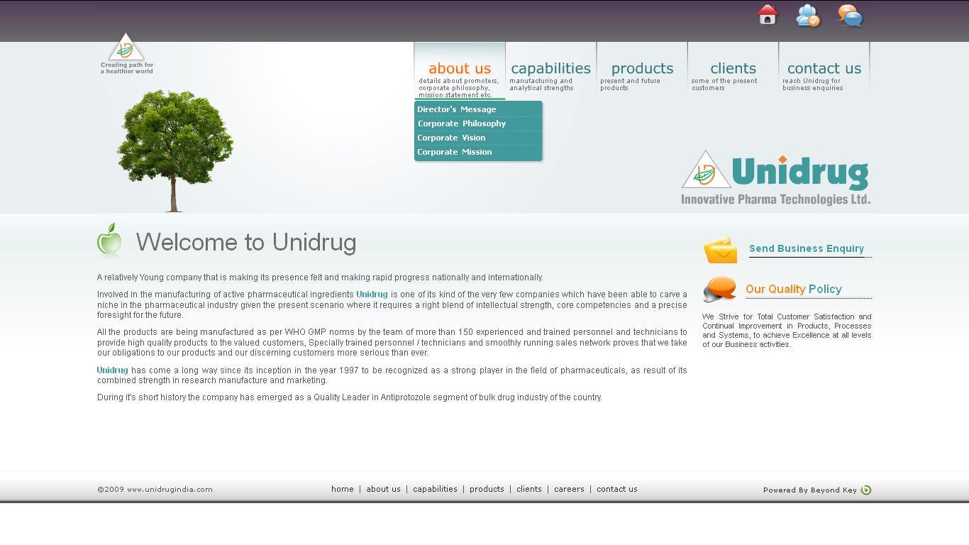 Uni Drug India