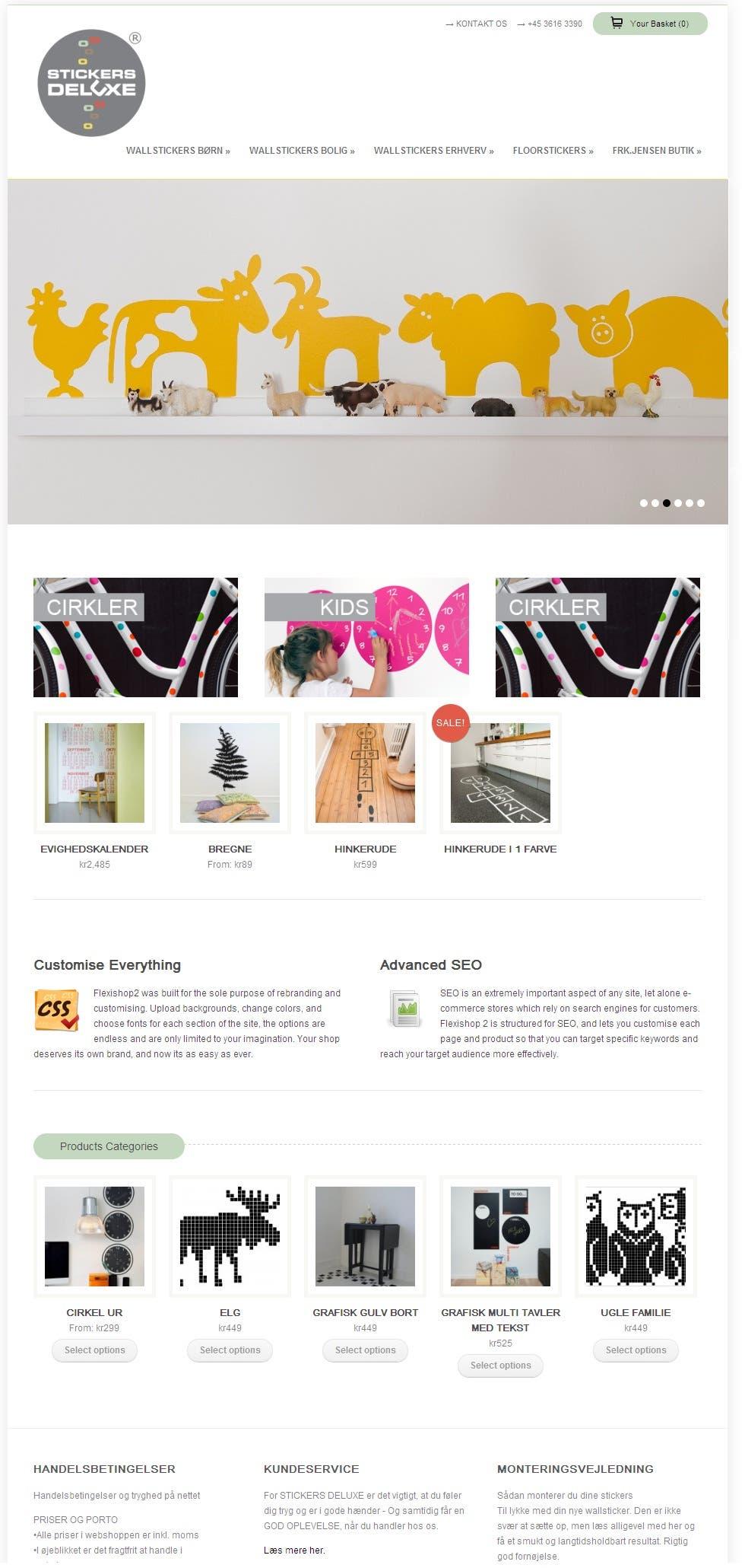WooCommerce Wordpress Store