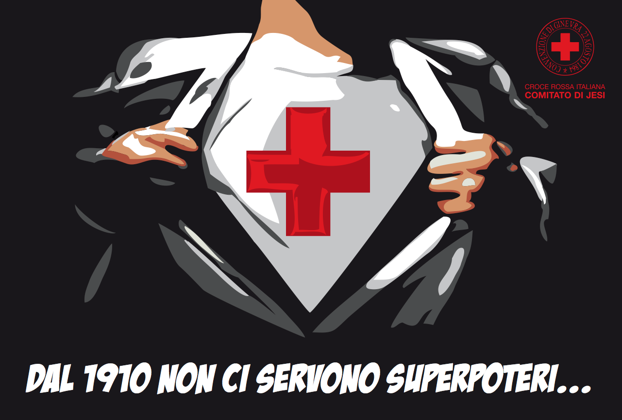 Jesi Red Cross - flyer
