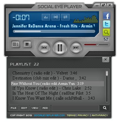Social Music Playe