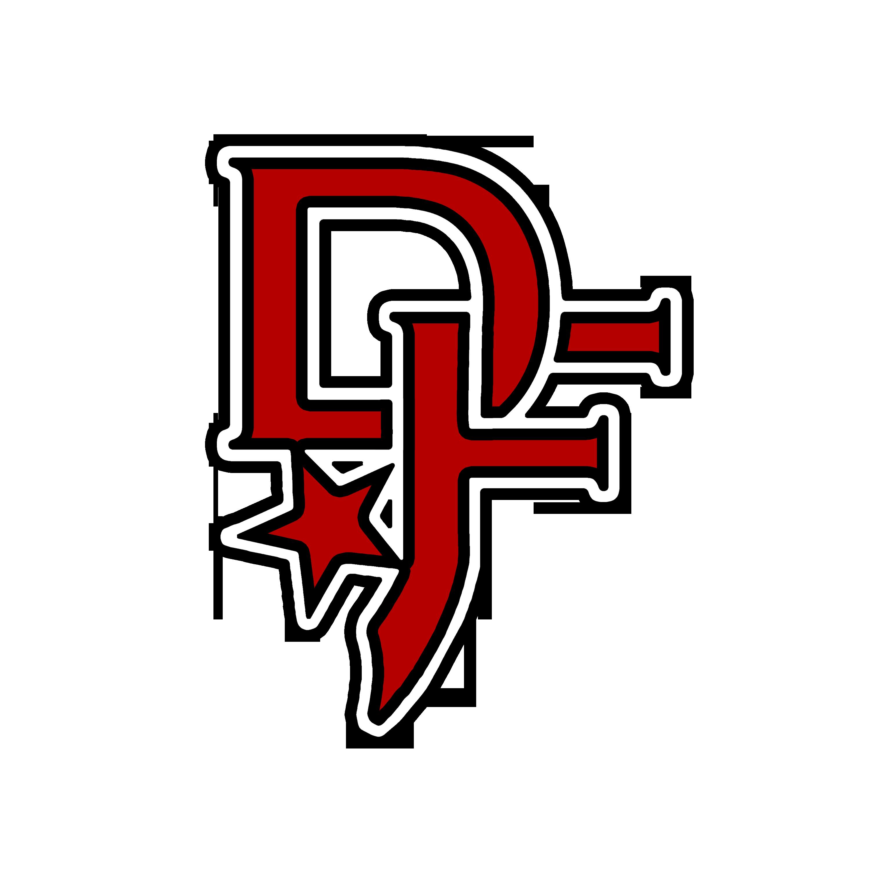DF sports logo