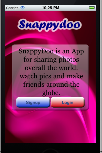Snapnow - photo sharing like instagram