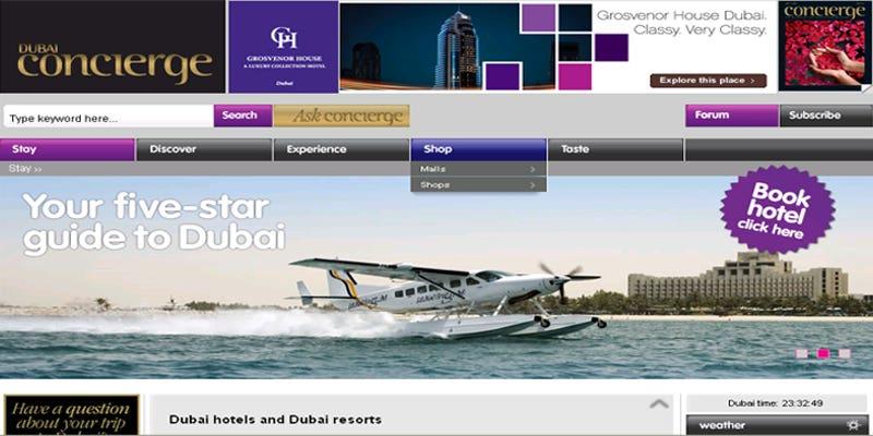 Concierge Dubai