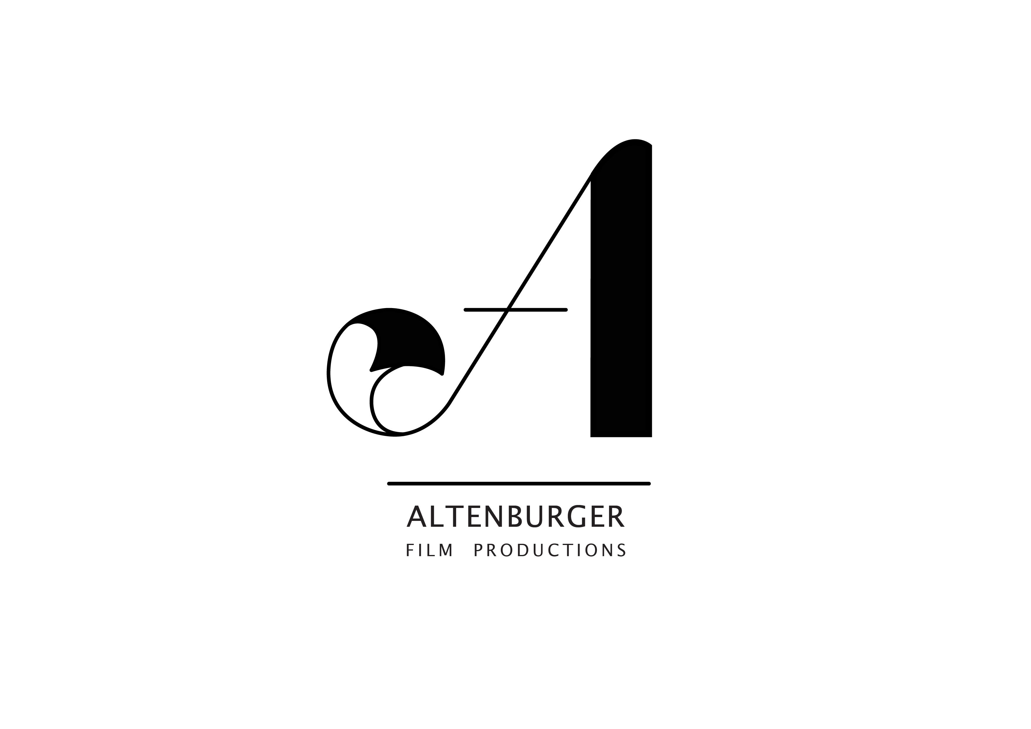 Logo for Altenburger Film Production
