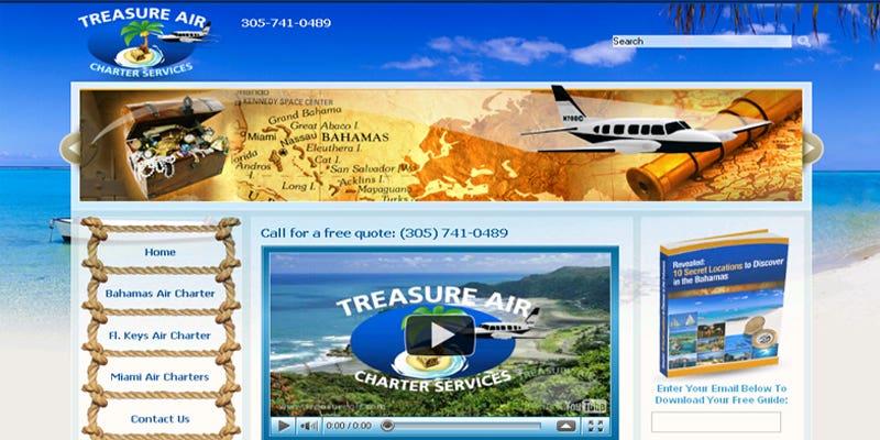 Treasure Air