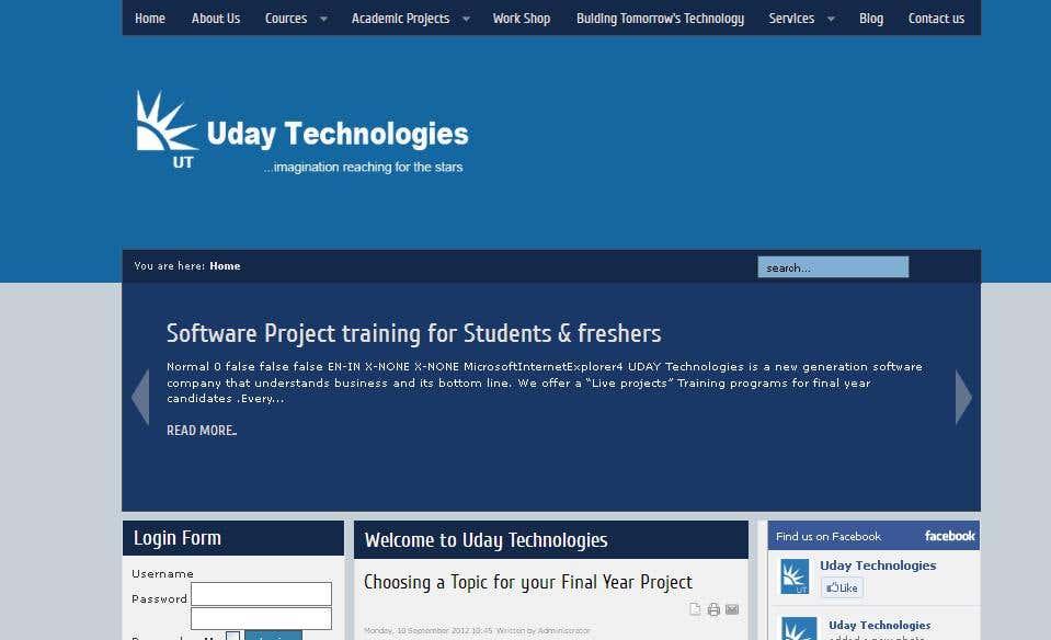 Uday Technologies