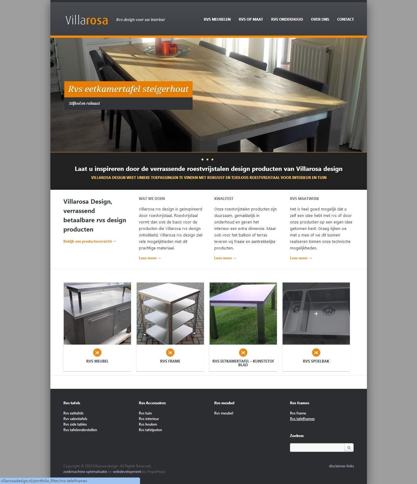 Company webiste