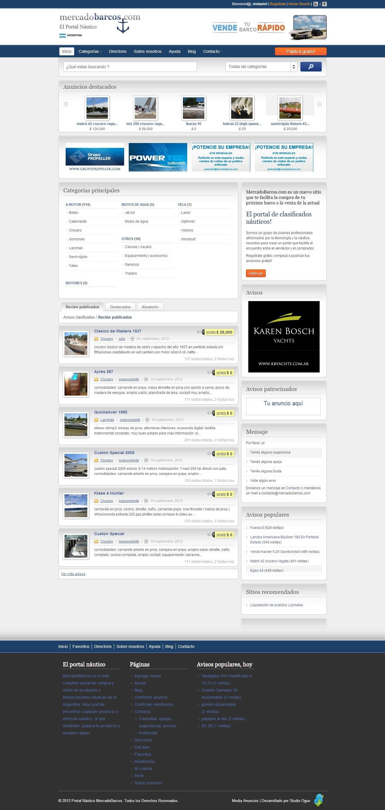 Classipress Website