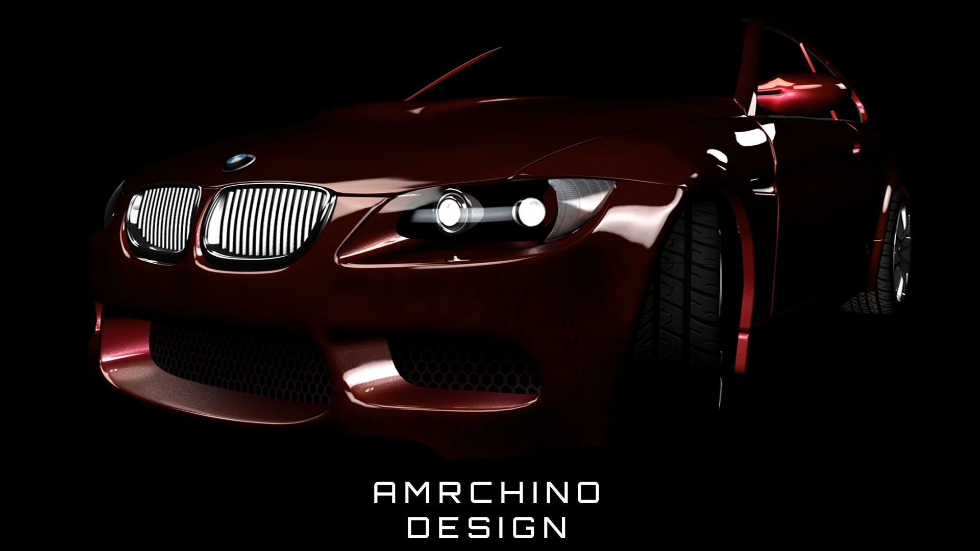 BMW M3 Coupe 3D Design