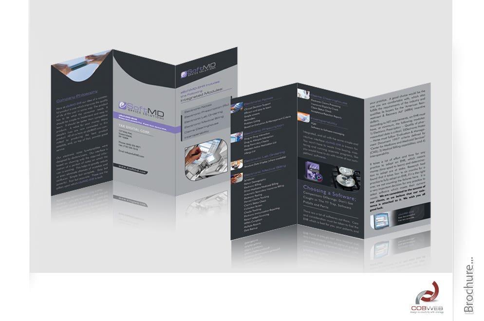 Print Design Samples