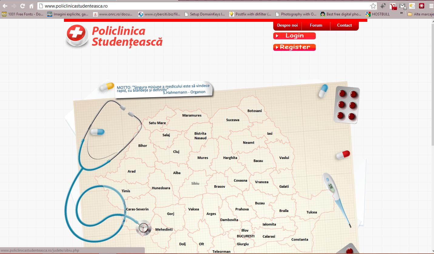 www.policlinicastudenteasca.ro