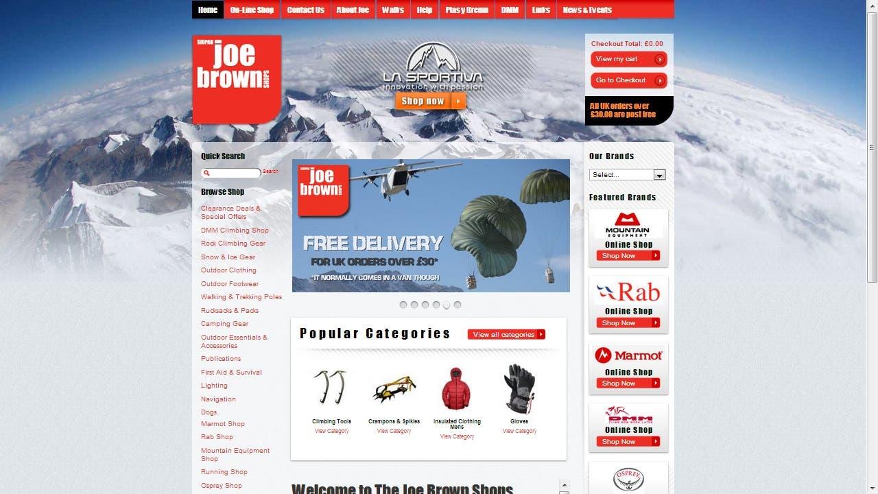Online Traking Equipment Site