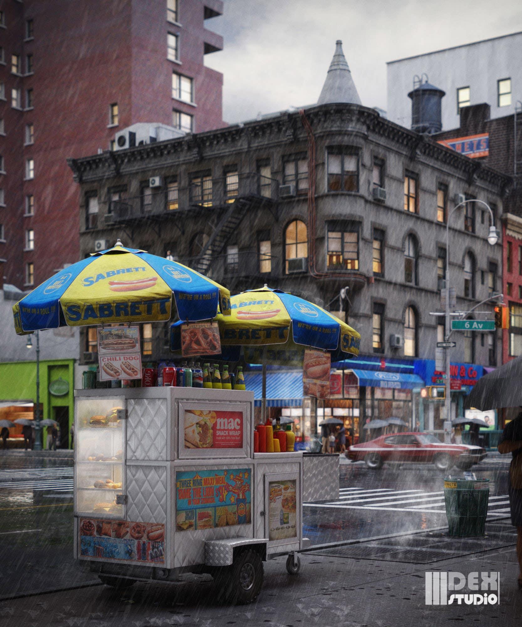 RB-CityLife_NY-intersection_Rain4