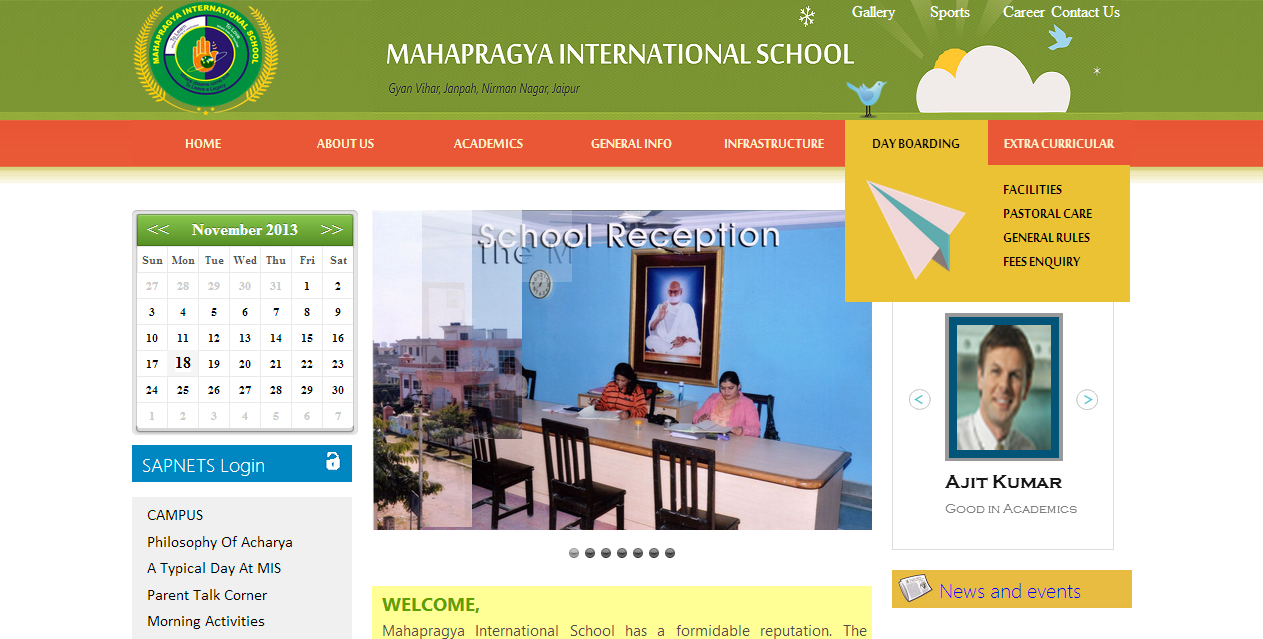Website for Businesses