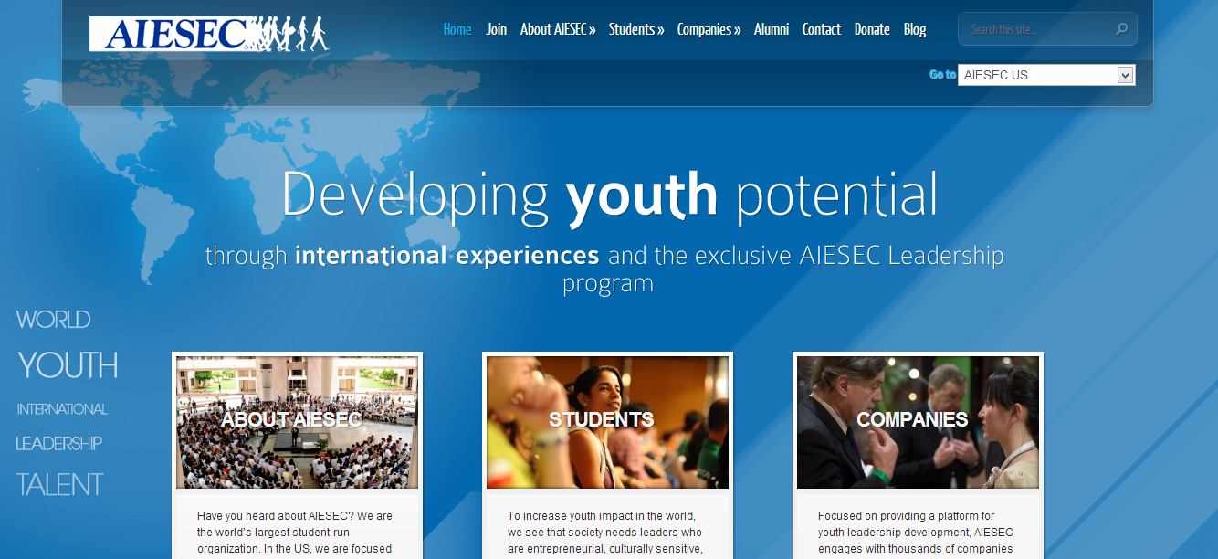 AIESECUS.org