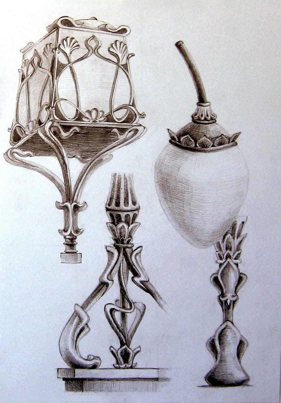 handmade sketch