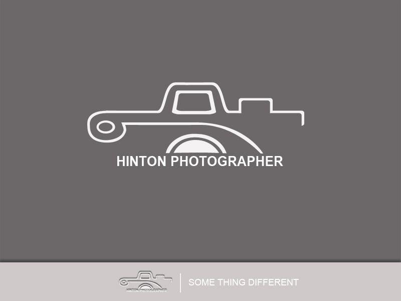 Logo design for hinton photography