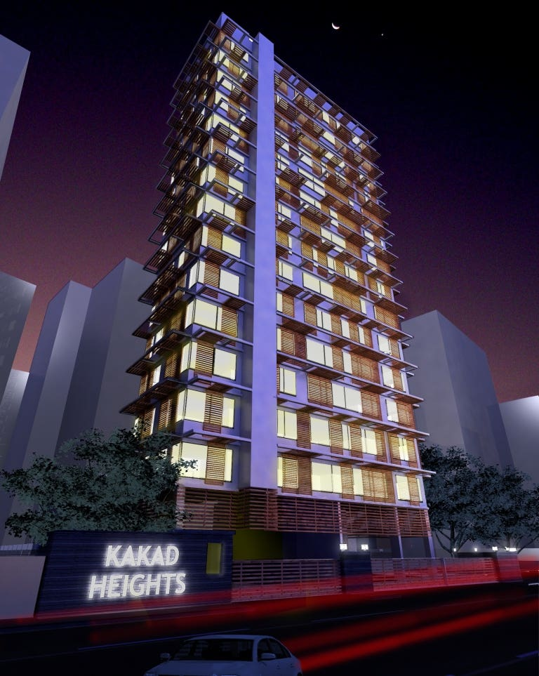 Professional Work- High End Residential Building