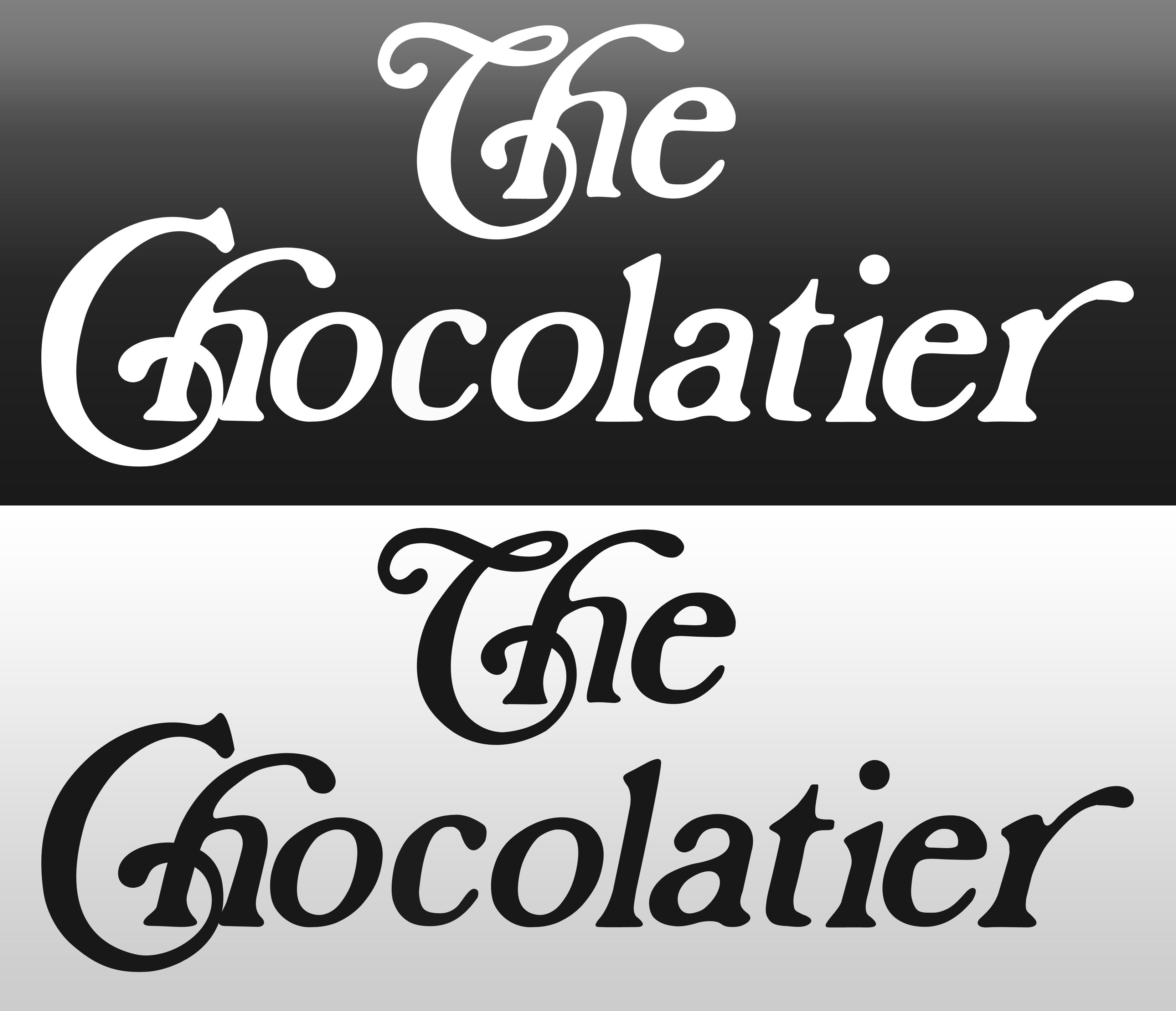 Contest Entry for The Chocolatier Logo Touch-Up
