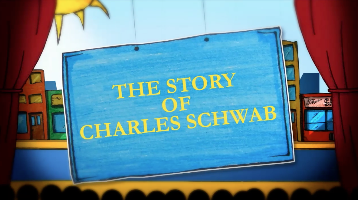 animated story of charles schwab