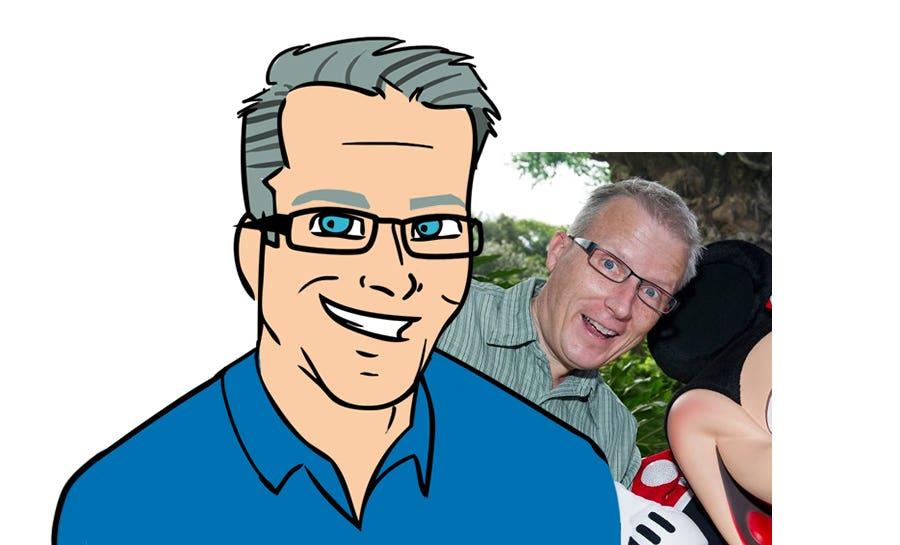 Cartoon Portraits II