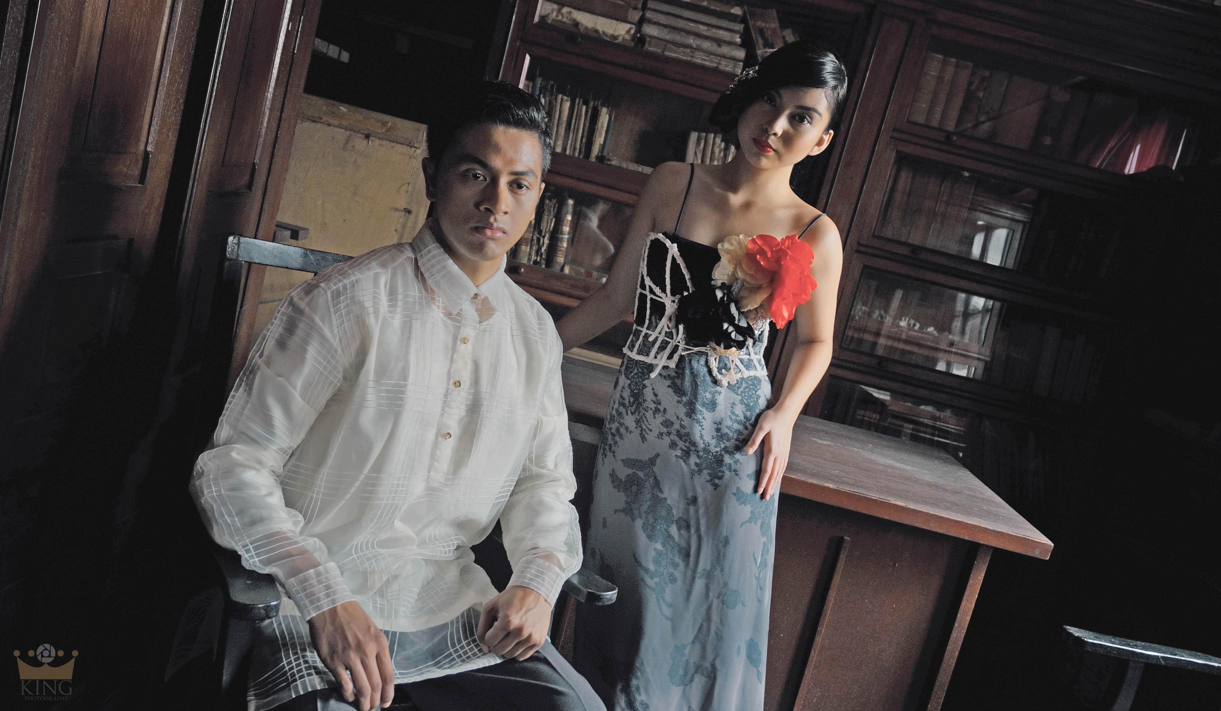 Filipino Culture Vintage