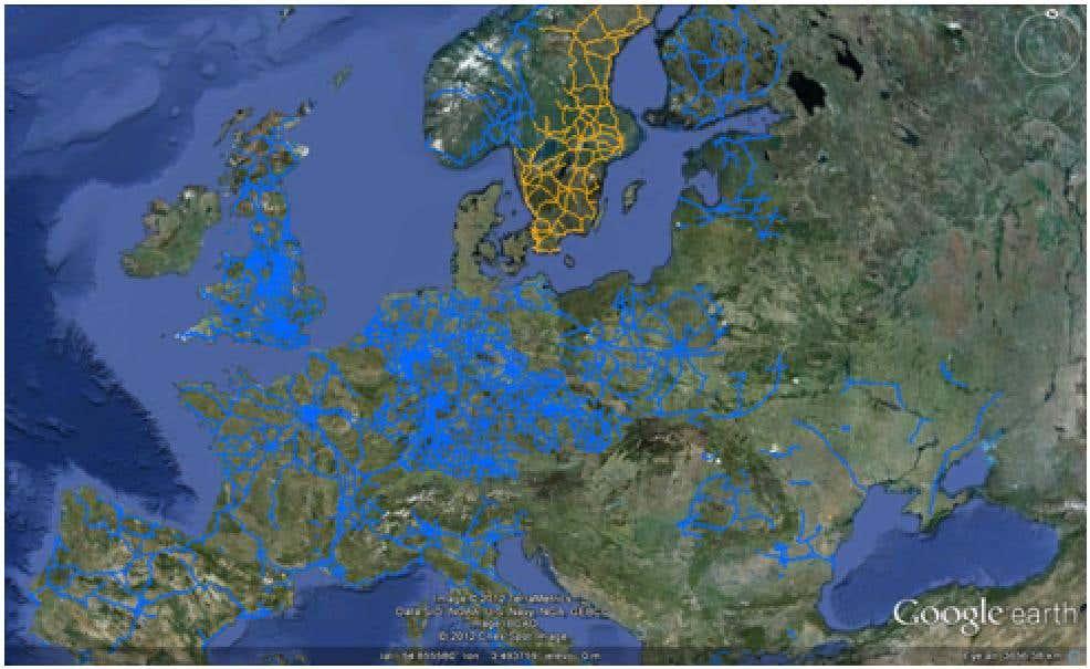 Google Earth Work