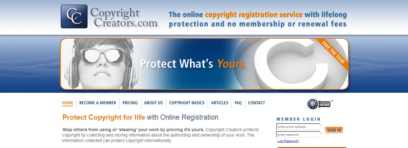 Copyright Creators Project