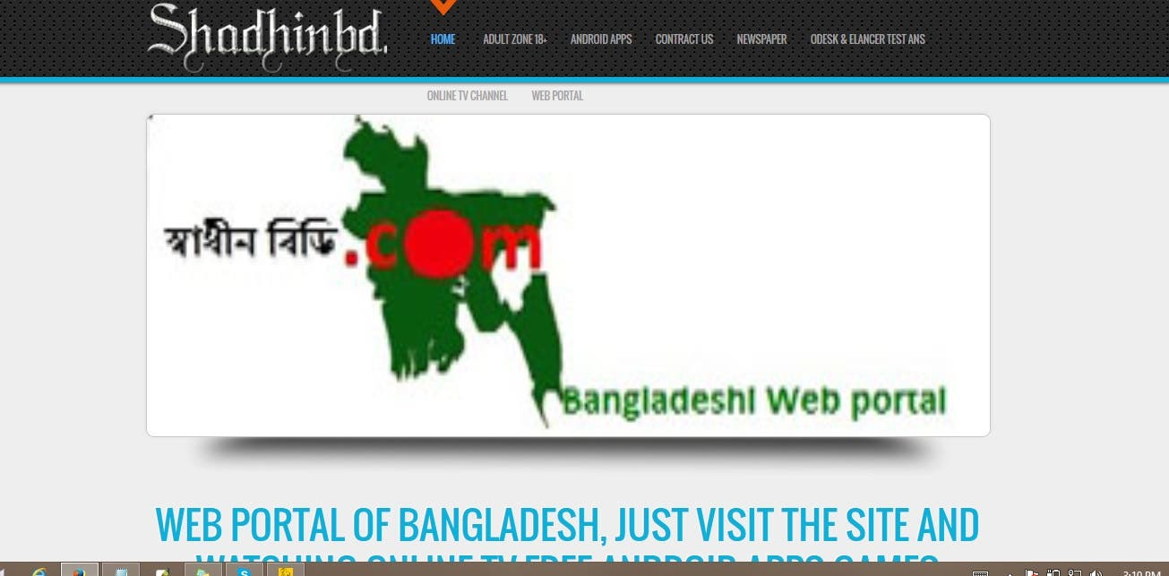 wordpress web pages design
