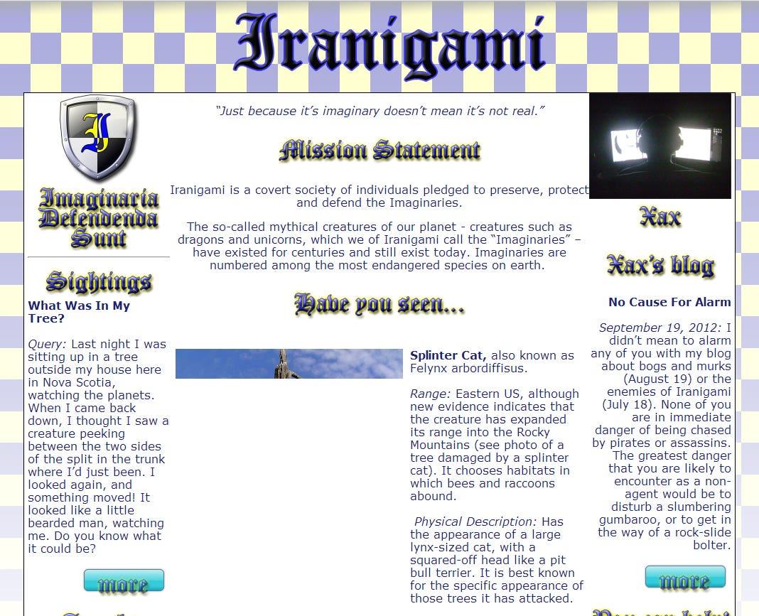 Iranigami.com