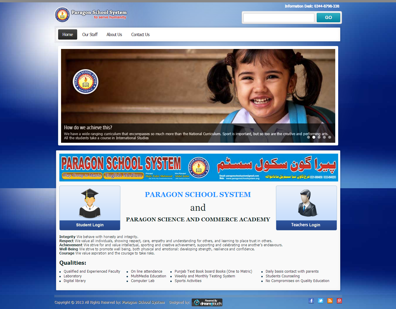 paragonschoolsystem.org