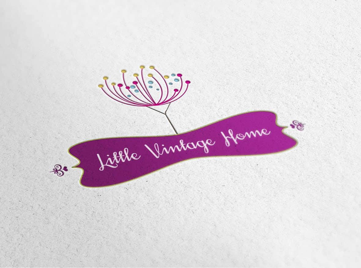Little VH Logo Designing