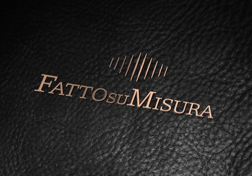 Fatto Su Misura Logo Designing