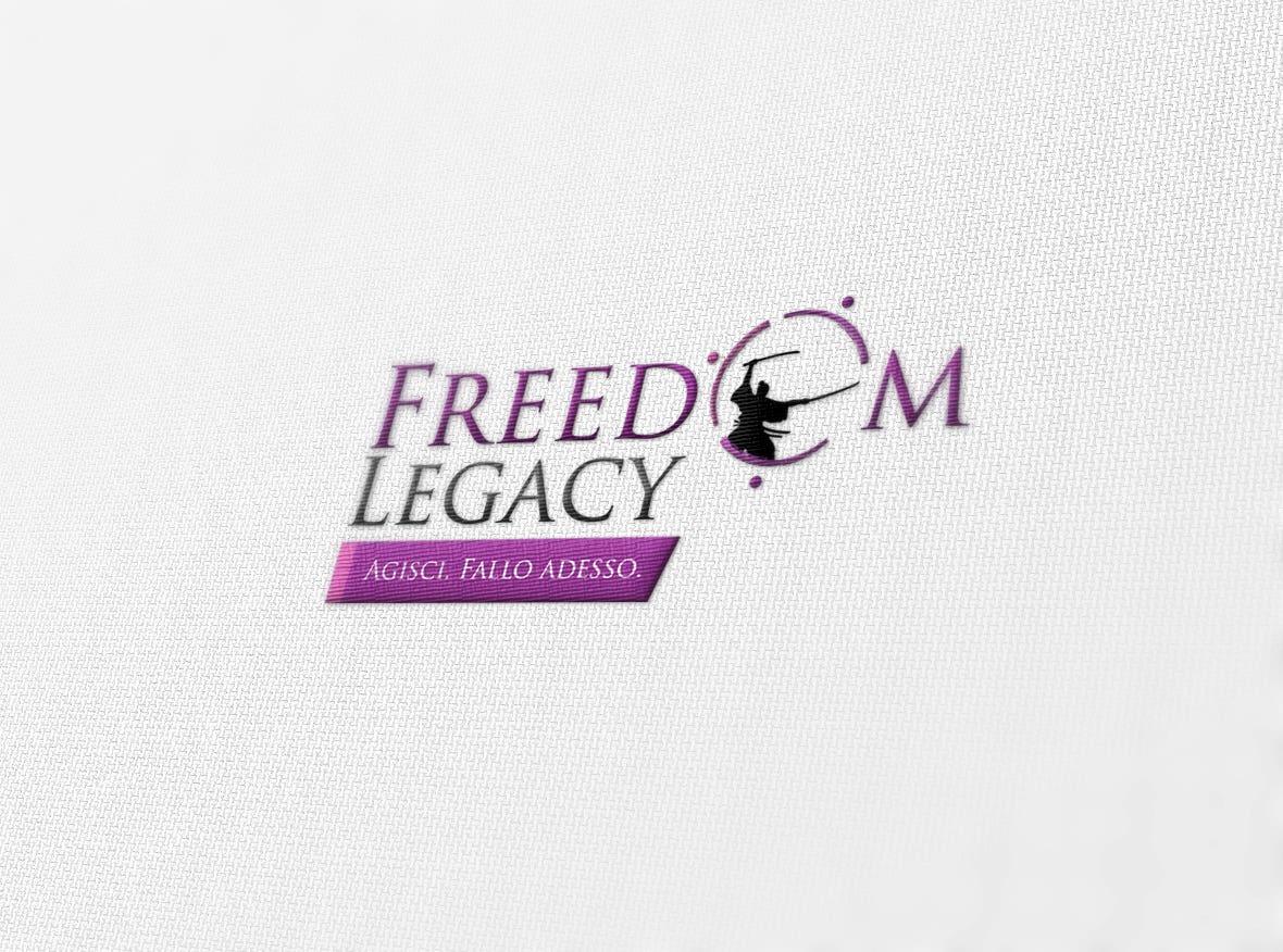 Freedom Legacy Logo Design