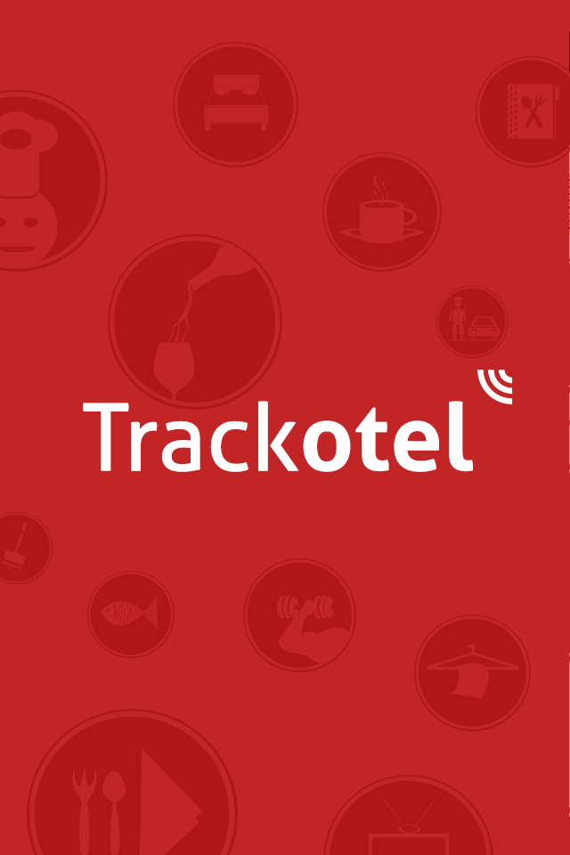 Trackotel iPhone & Android App