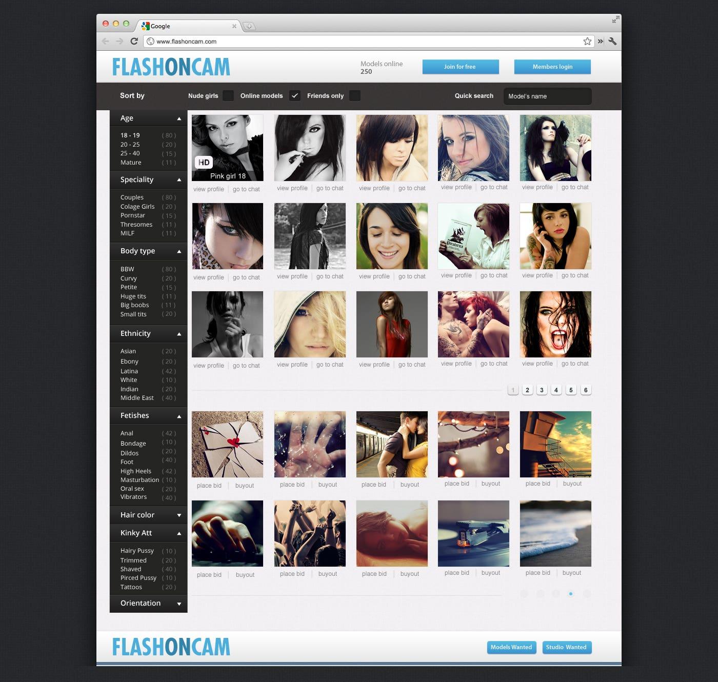 Webchat project.