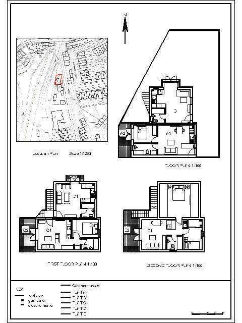 Winchester plans - England