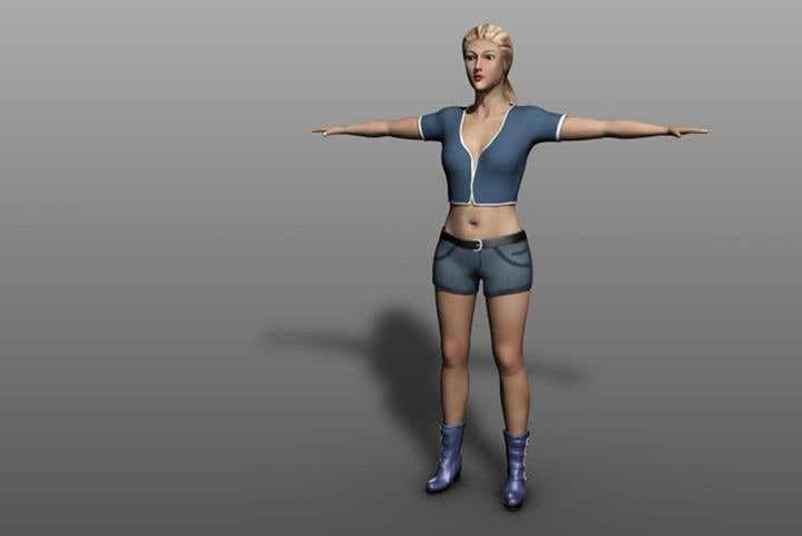 Human 3D Modeling & Rendering