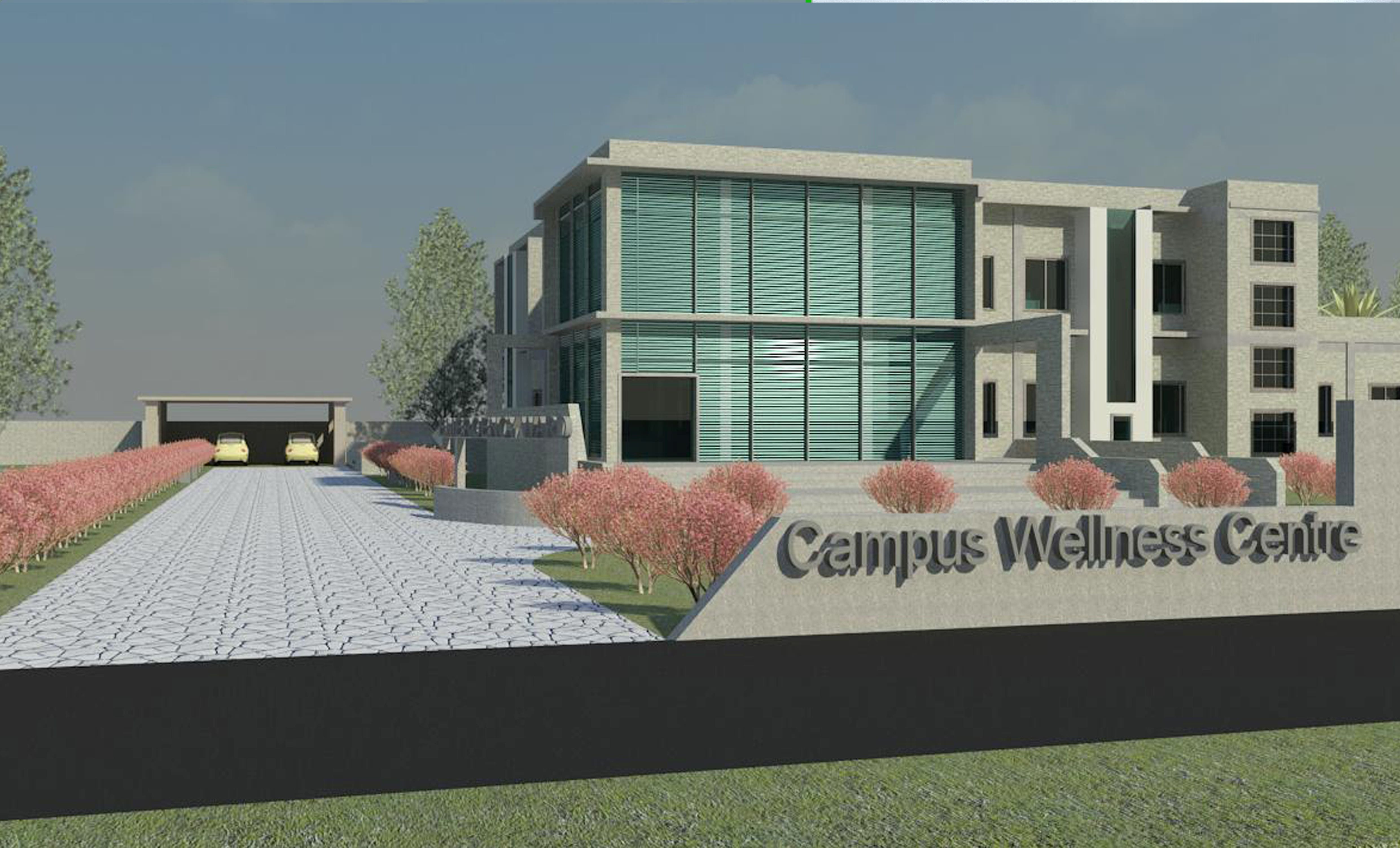 Campus wellness centre