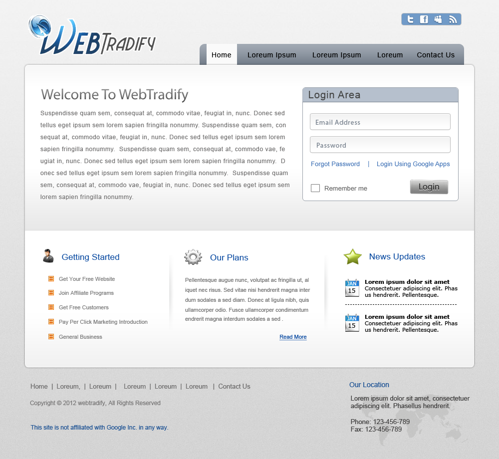 WebTradify